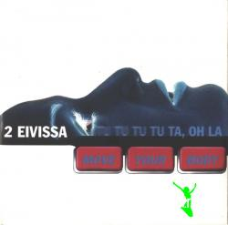 2 Eivissa - Move Your Body  - CD Maxi - 1998