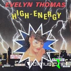 Evelyn Thomas - High Energy (Vinyl, 12) 1984