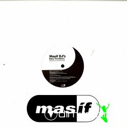 Masif DJ's - Enjoy The Silence (Remix) (MASIFWHITE3) (2007) 12
