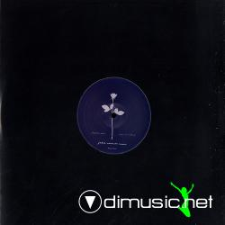 "Depeche Mode - Enjoy The Silence (Jakob Carrison Remix) (DEPECHE001) (2006) 12"" Maxi"