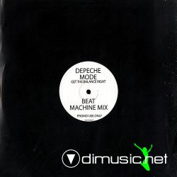 "Depeche Mode - Get The Balance Right (Beat Machine Mix) (BALANCE001) (2007) 12"" Maxi"