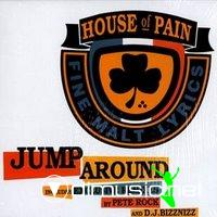 "House Of Pain - Jump Around (Deadmau5 Remix) 12"" Maxi"