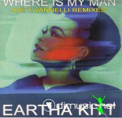 Eartha Kitt - Where Is My Man (Remixes)