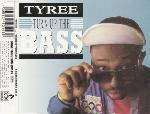 Tyree Cooper - Turn Up The Bass - CD Maxi - 1988