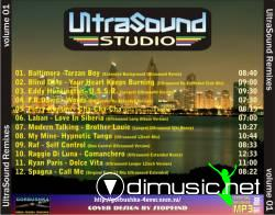 Ultrasound Rare Remixes Vol.1