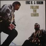Cover Album of Eric B. & Rakim - Follow The Leader - 1988