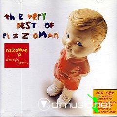 Pizzaman - The Very Best of Pizzaman - 2000 - 2 CD