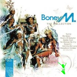 Boney M - The Collection (3CD) (2008)