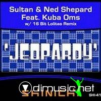 Sultan and Ned Shepard feat. Kuba Oms - Jeopardy [SHI041] 12