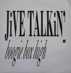 Boogie Box High - Jive Talkin' - Vinly 12'' - 1987