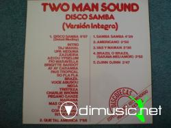 Two Man Sound - Disco Samba (1978)