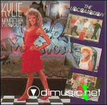 Kylie Minogue - The Loco-Motion  - CD Maxi - 1988