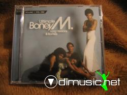Boney M - Ultimate Boney M.  - Vol. 1 (Long Version and Rarities 1976-1980)