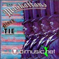 The Manhattans - Black Tie (1981)