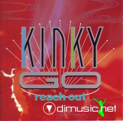 KINKY GO - Reach Out ALFA INTERNATIONAL - JAPAN (ALCB-333)