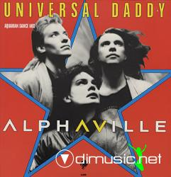 Alphaville - Universal Daddy- 12'' single -1986