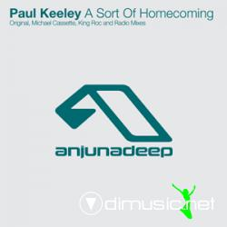 Paul Keeley - A Sort Of Homecoming Promo CD