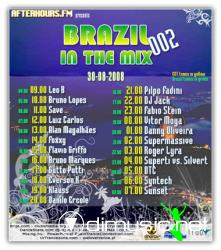 Brazil in the Mix 002 on AH.FM (30/08/2008)