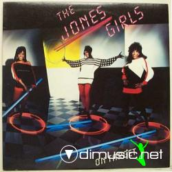 The Jones Girls - On Target (Lp 1983)