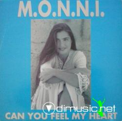 M.O.N.N.I. - Can You Feel My Heart (1995) (Discomagic Records)