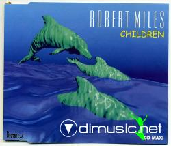 "Robert Miles - Children (ORA2056-2) (1996) 12"" Maxi"