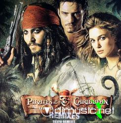 Pirates Of The Caribbean - Dead Man's Chest (Tiësto Remixes) (369 782 1) (2006) 12