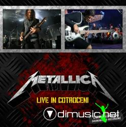 METALLICA - Live At Cotroceni Stadium (Bucharest 2008)