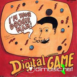 Digital Game - I'mYour Boogie Man - 12'' Single -1983