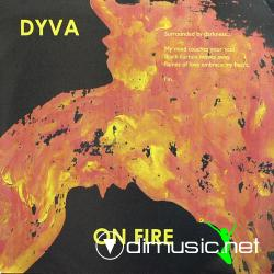 Dyva - On Fire - 12'' Single -1986