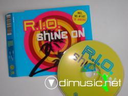 R.I.O. - Shine On Incl Mondo Remix-Promo Vinyl-2008