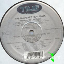 Tamperer feat. Maya - Hammer To The Heart