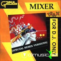 GAPUL - Mixer for DJ only