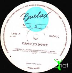 BUELAX - Dance to Dance