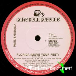 Paul Sharada - Florida