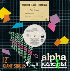 NEW ORDER - Bizarre Love Triangle (12'' Vinyl ) 1986