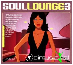 Cover Album of VA - Soul Lounge Vol. 1 - Vol. 6 - 40 Soulful Grooves (2005-2009)