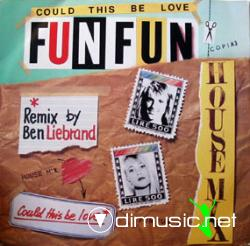 Fun Fun - Could This Be Love  -12'' Single - 1987
