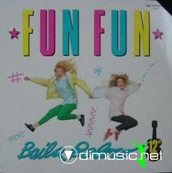 Fun Fun - Baila Bolero -12'' Single -1987