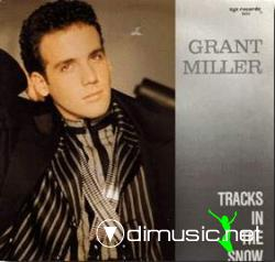 Grant Miller - Track In The Snow  - 12'' Single - 1988