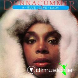 Donna Summer - A Blue Live Lady (1983) Very Rare!!!