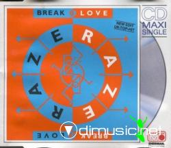 Raze - Break 4 Love - CD Maxi - 1988