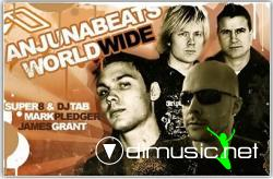 Ajunabeats Worldwide 087 - Anjunadeep editon With James Grant (07-09-2008)