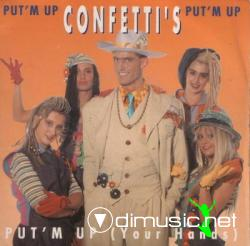 Confetti's - Singles collection (1988 - 1990)