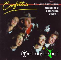 Confetti's - '92 Our First Album 1989