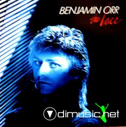 BENJAMIN ORR (EX-THE CARS)-THE LACE (1986)