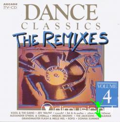 Various Artists - Dance Classics - The Remixes - Vol.1-4