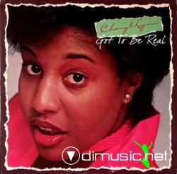 Cheryl Lynn - Got To Be Real  - Vinly 12'' - 1978
