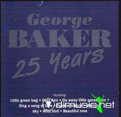 George Baker-25 Years