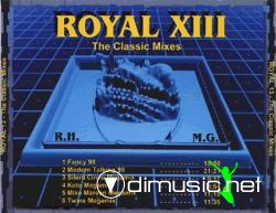 ROYAL DANCE - VOL.13 (Megamixes)