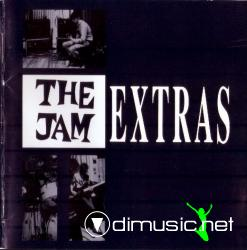 The Jam - 1992 Extras- A Collection of Rarities